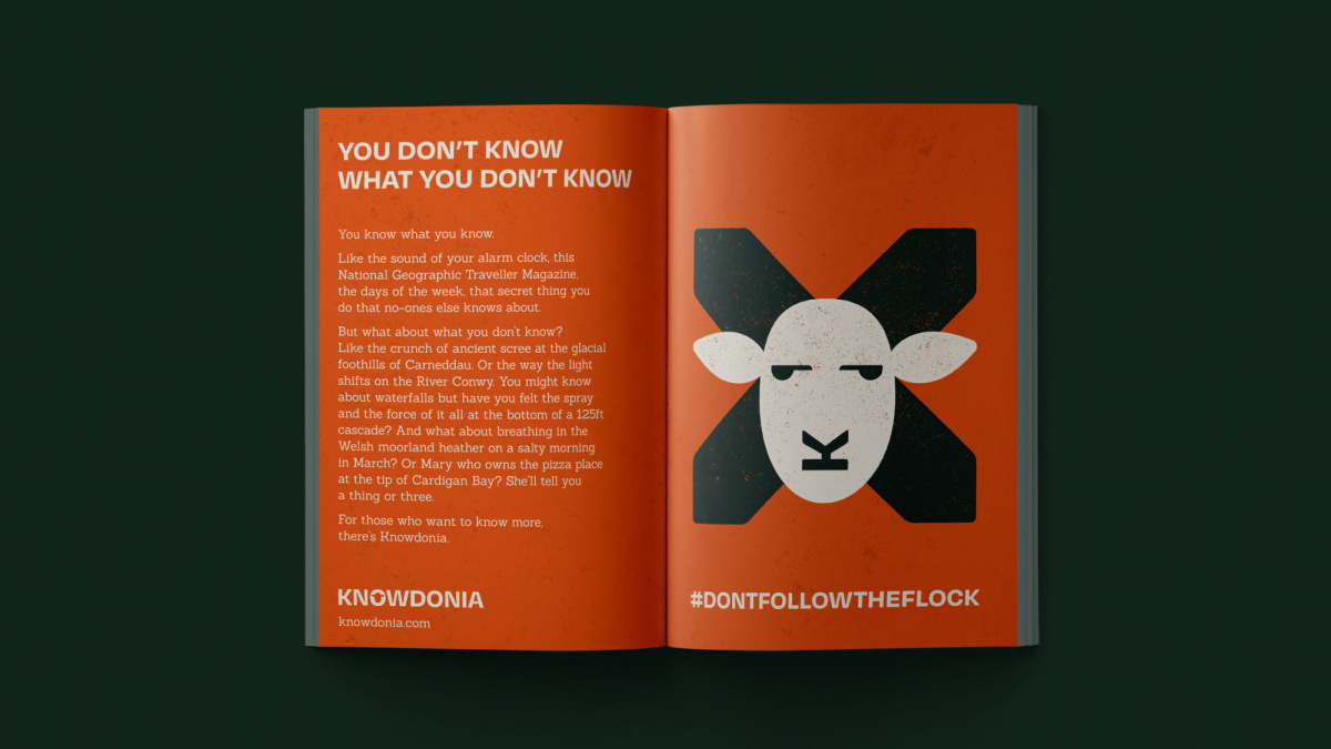 Knowdonia Casestudy Ad