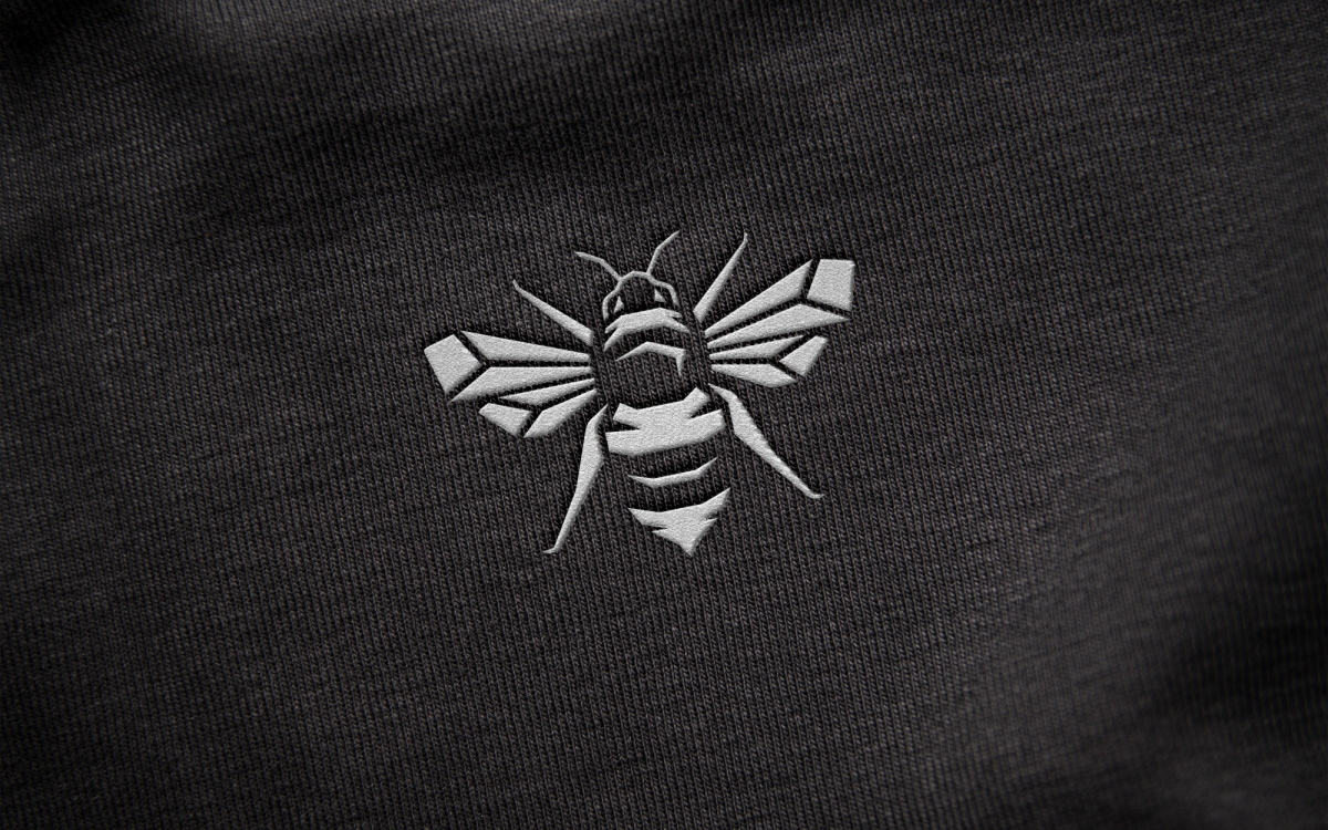 Bfc Embroidered Bee V5
